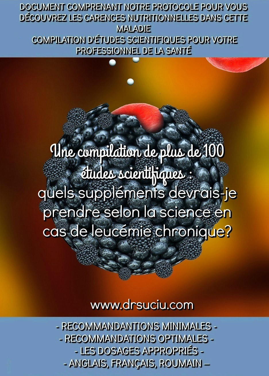 Photo drsuciu_protocole_supplementation_leucemie_chronique