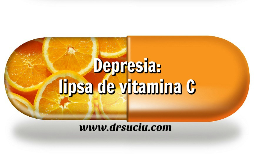 Photo drsuciu lipsa de vitamina C in depresie